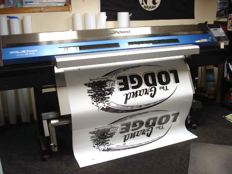 Custom Digital Printing By Outlaw Graphics Brookings Sd